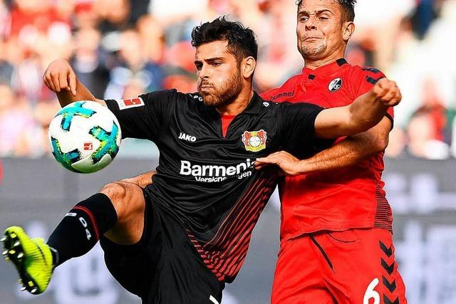 SC-Freiburg-Spieler Abrashi fällt für vier Wochen aus
