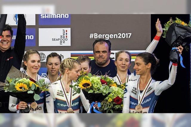 WM-Bronze für Clara Koppenburg