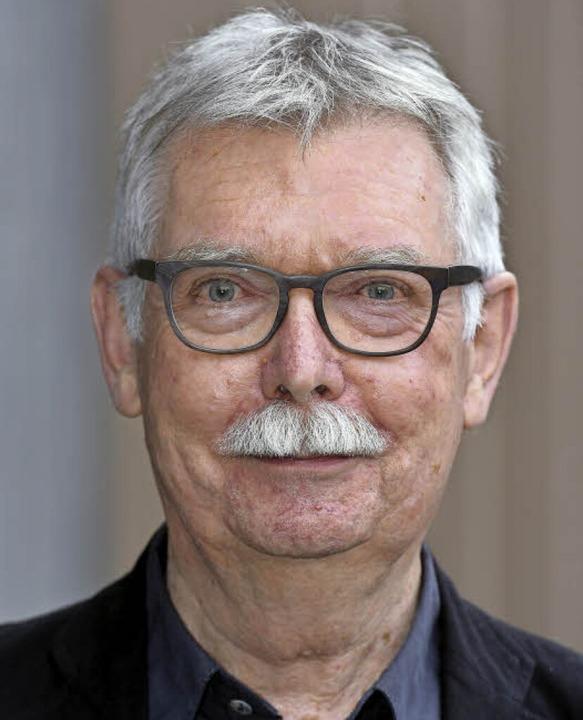 Jury-Vorsitzender Franz Pesch   | Foto: Thomas Kunz