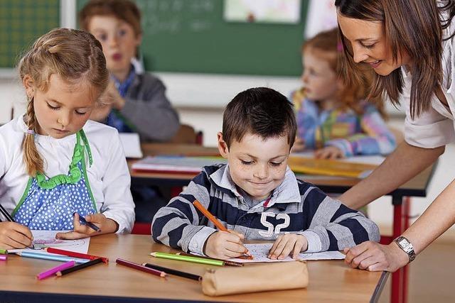 Am Kaiserstuhl gibt es zum Schuljahresbeginn genügend Lehrer