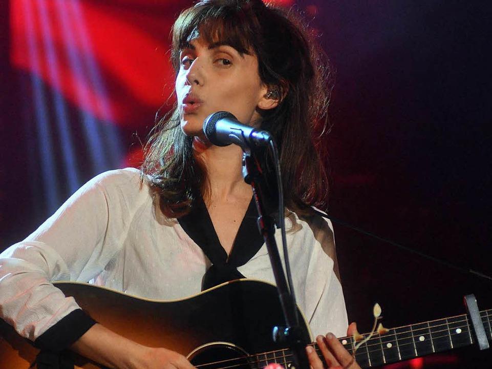 Yael Shoshana Cohen, Sängerin von Lola Marsh   | Foto: Stefan Rother