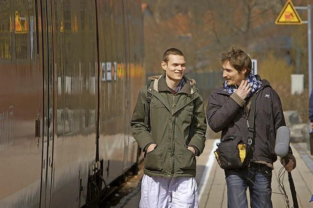 Koki zeigt Bruder Jakob