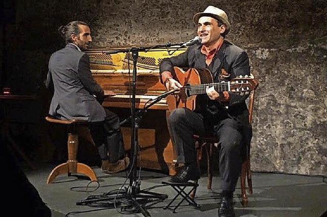 Tango und argentinischer Chanson in der Kulturscheune Rabe in Kleinkems