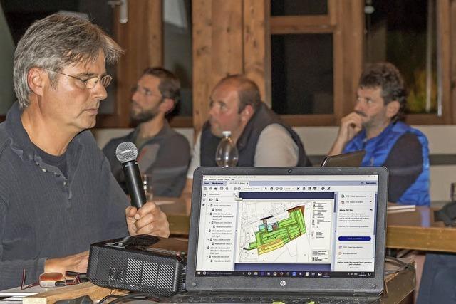 50 Bauplätze entstehen in Birkendorf