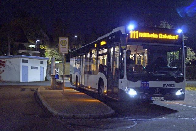 Okay des Gemeinderats für Abendbus