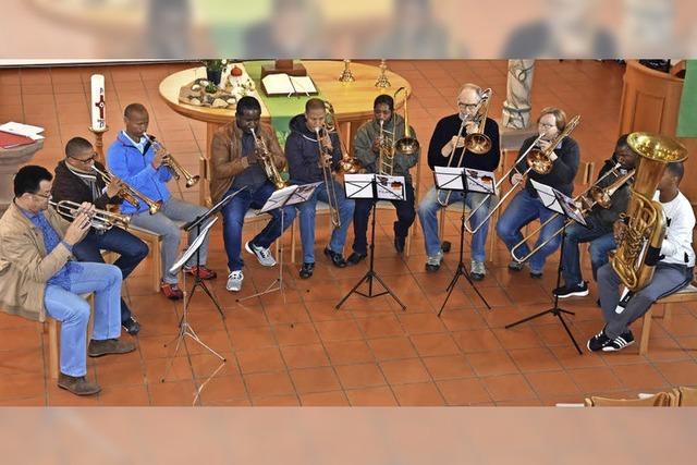 Musikalische Brücke nach Namibia