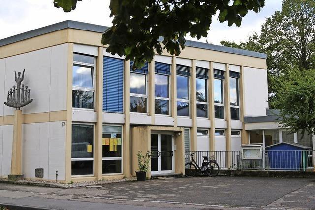 Haagen künftig ohne Gemeindehaus