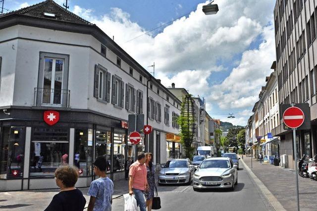Grabenstraße zieht zu wenig Kunden an