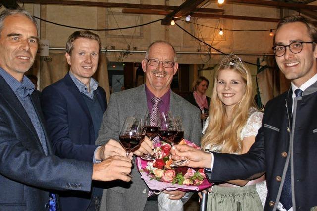 Weinfest mit internationalem Flair