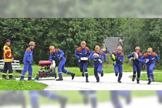 370 junge Feuerwehrkräfte messen sich