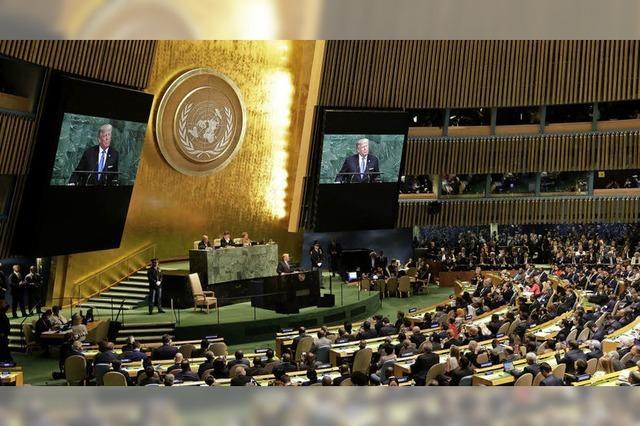 Lob für Russland, Attacken gegen Iran