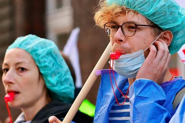 SPD wirft Union in der Pflegedebatte Tatenlosigkeit vor