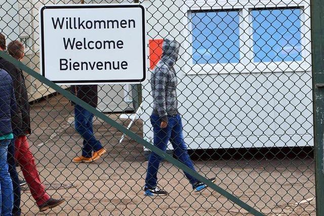 Amt verbietet Helferkreis Feste in Asylunterkunft zu feiern