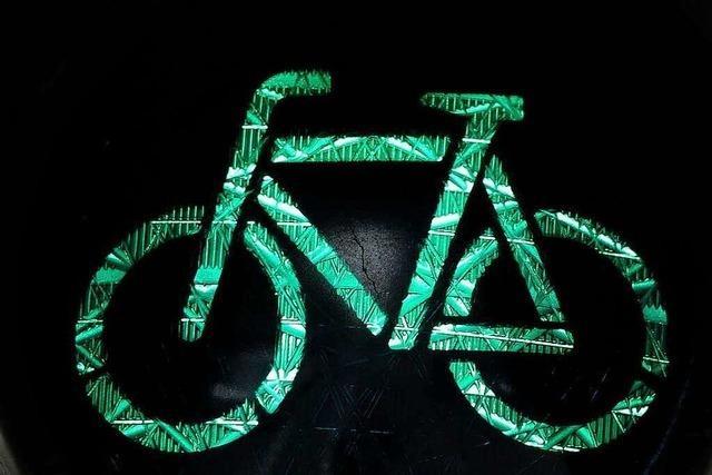 Radtour durch Lörrach: Von Bau zu Bau