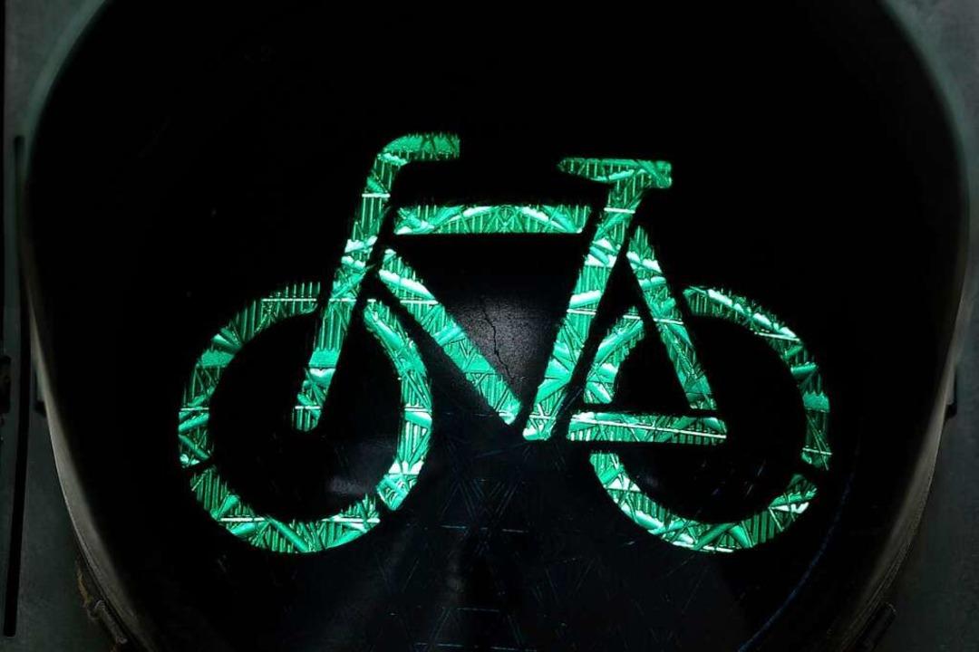 BZ Hautnah: Radtour durch Lörrach (Symbolbild)    Foto: Marius Becker