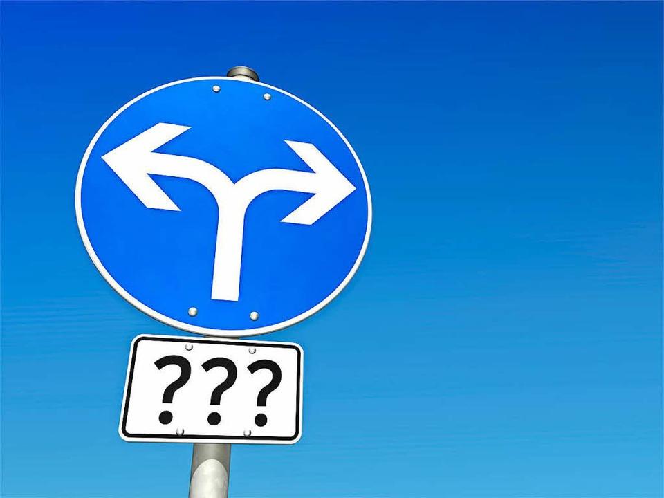 Wohin geht es – und vor allem: mit wem? (Symbolbild)  | Foto: bluedesign - Fotolia