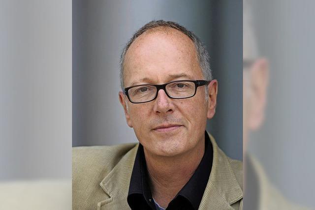Andreas Föhr liest in Lörrach aus