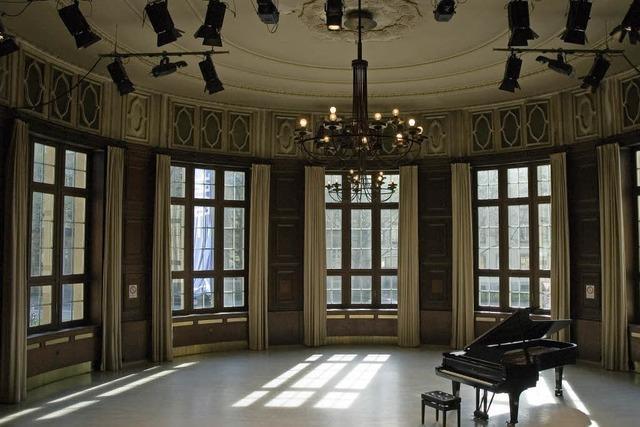 Musiktheater im Gare du Nord in Basel