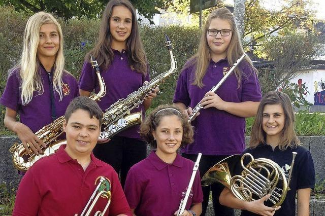 Junge Musiker überzeugen