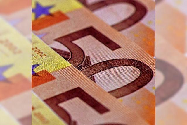 Inverkehrbringen von Falschgeld: Bewährung für 35-Jährigen
