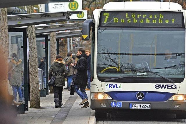 Stadt will mehr Service im Busverkehr