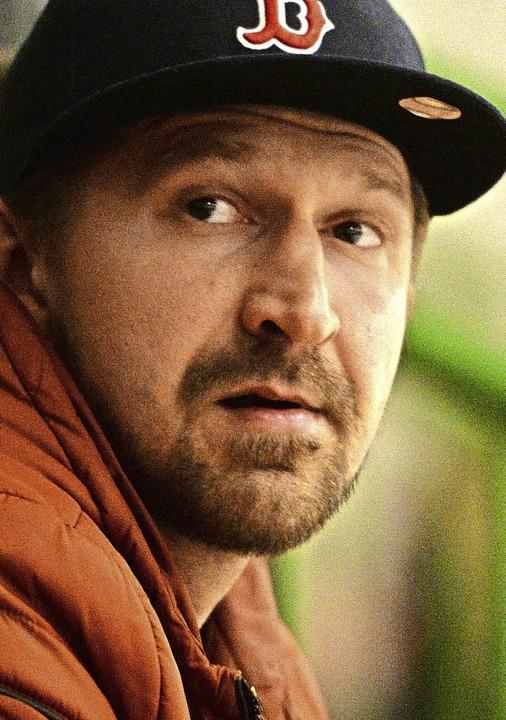 Enttäuscht über das Verpassen der Playoffs: Merdingens Trainer  Anton Bauer   | Foto: Patrick Seeger