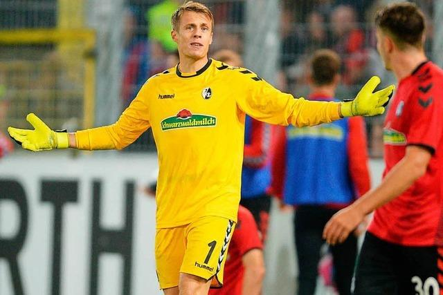 Unentschieden gegen Hannover: Die SC-Spieler in der Einzelkritik