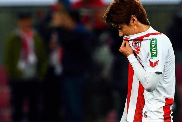 Ärger mit Video-Schiri: Köln verliert auch fünftes Spiel
