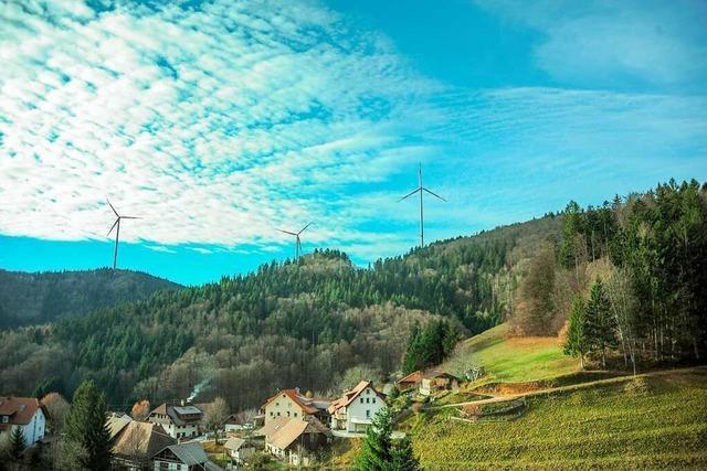 Windpark bei Wambach rückt näher