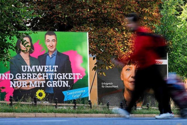 Auf Erkundungstour im Wahlkampf in Südbaden