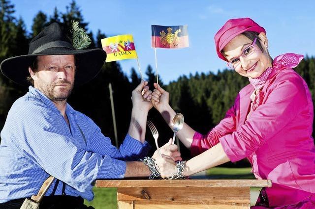 Martin Wangler und Heike Sauer in Breitnau