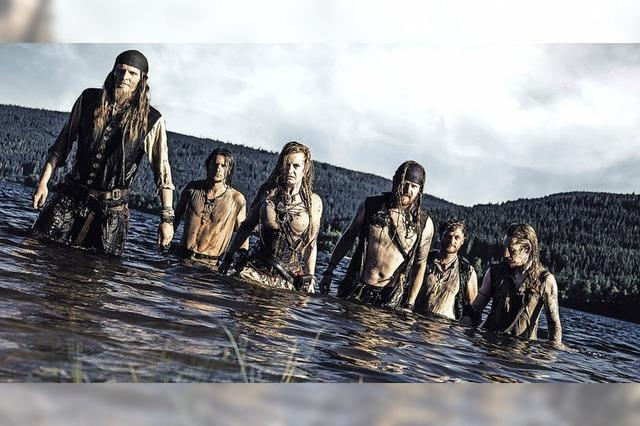 Sibirische Metal Band