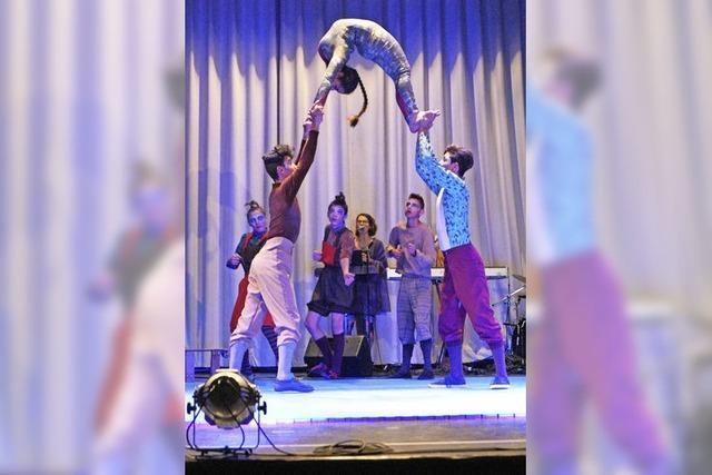 Zirkus aus Costa Rica