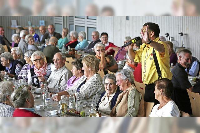 Seniorennachmittag in Ichenheim