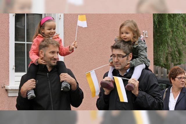 Oberrotweiler Kirche feierte Namenstag