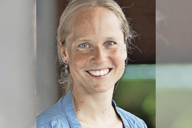 Nina Möbius ist neue Konrektorin