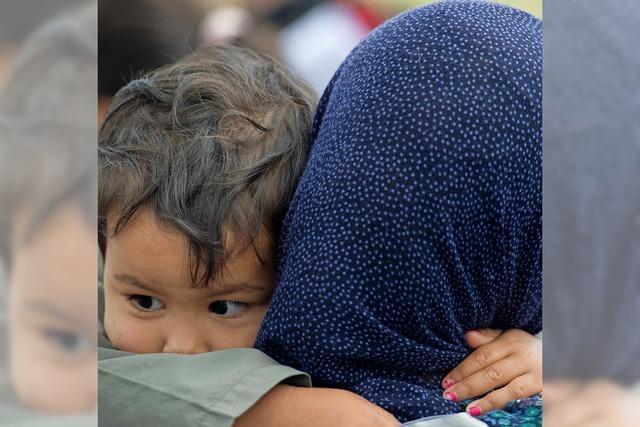 Betreuung der Flüchtlinge erfordert hohe Flexibilität