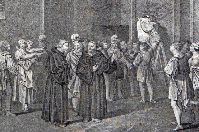 Die Reformation am Oberrhein