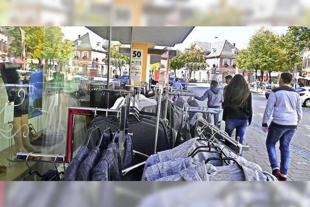 Wie anziehend sind die Stadt Schopfheim und ihr Einzelhandel?