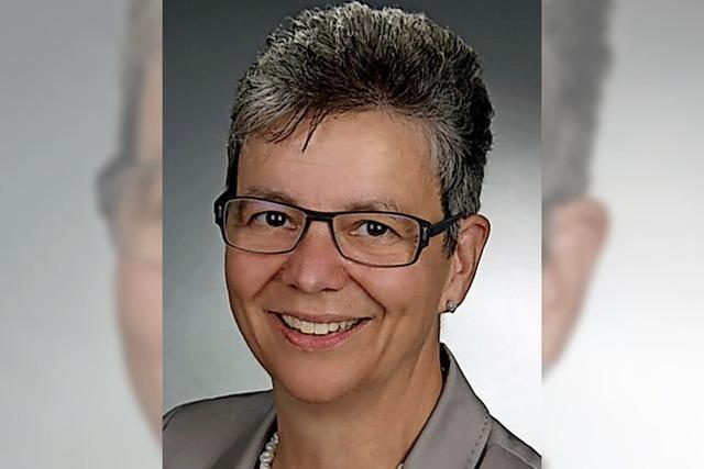 Irmgard Waldner wird CDU-Stadträtin