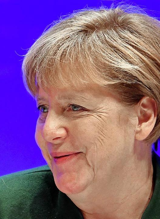 Angela Merkel  | Foto: Uwe Anspach