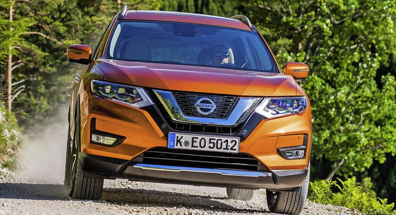 Mit neuer Frontgestaltung <ppp></ppp>  | Foto: Nissan