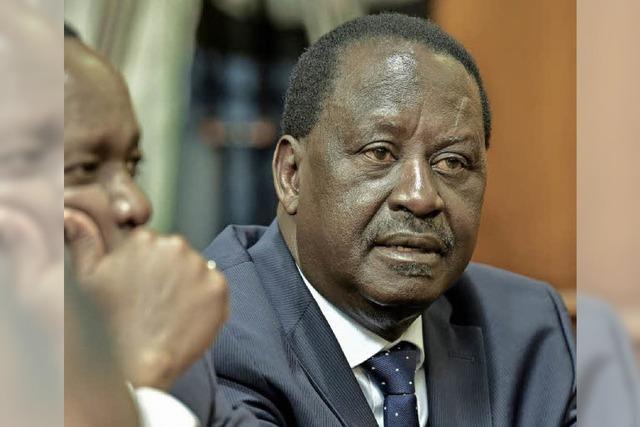 Kenia steckt in einer Verfassungskrise