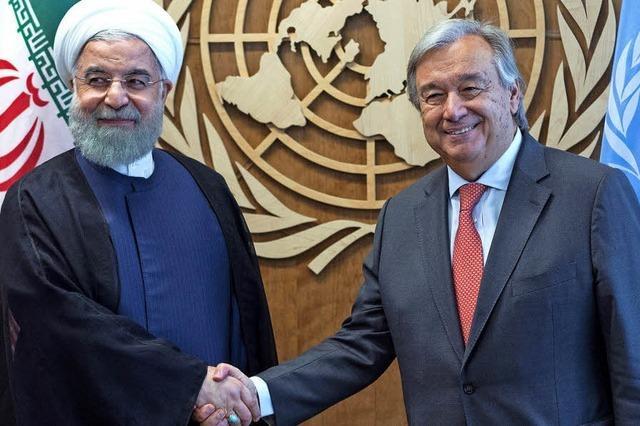 Teheran will nicht neu verhandeln