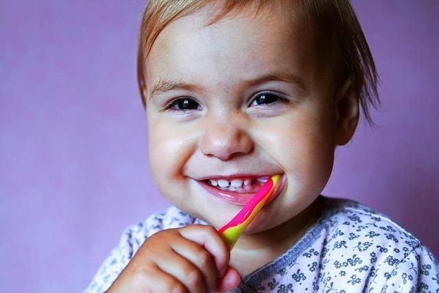 Wie Sie Ihr Kind vor Karies schützen