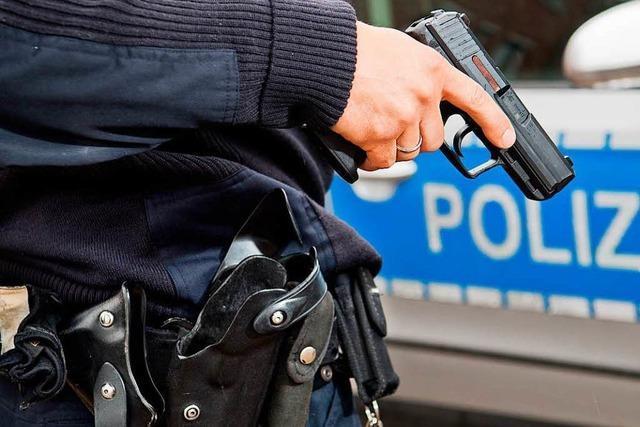Erschossener Patient: Emmendinger Polizeichef äußert sich erstmals zum Fall