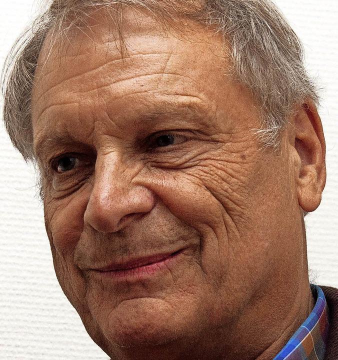Referent Johannes Maier  | Foto: Helmut Rothermel