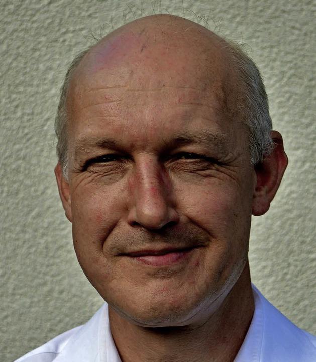 Professor Lothar Tietze     Foto: Privat