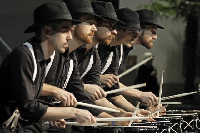 Wer zu Magic Drums will, der muss sich sputen