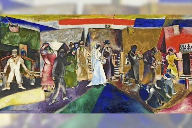 Fahrt zur Chagall-Ausstellung in Basel